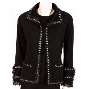 Gabrielle cashmere jacket