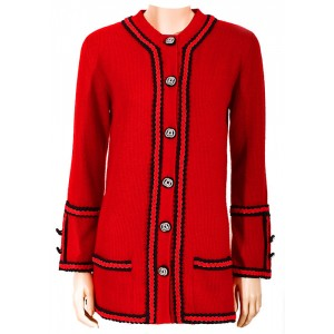 Cashmere Red Coco jacket