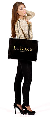 Launch of La Dolce fashion label by Sasha Ratiu