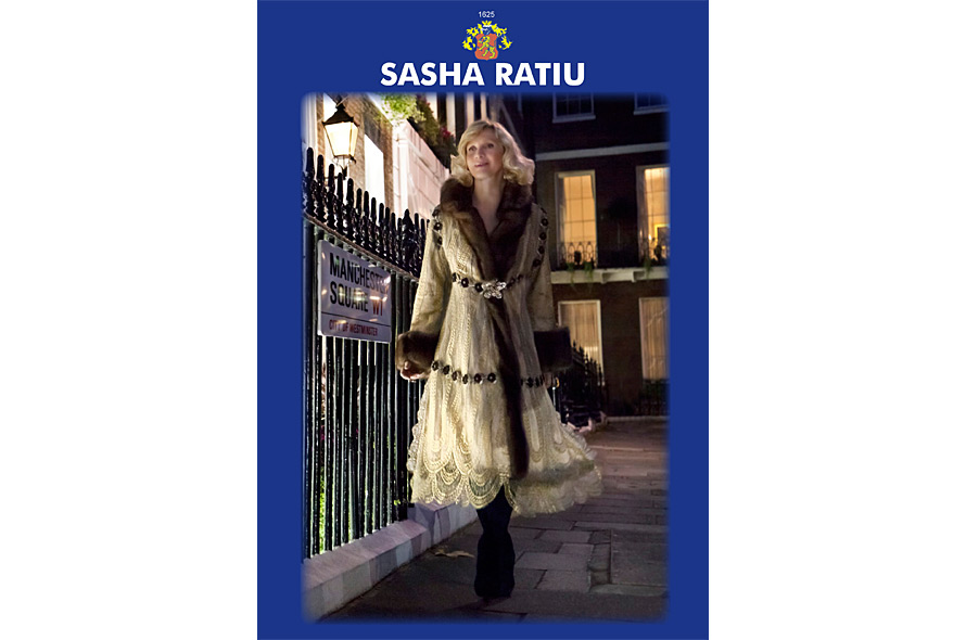 Sasha Ratiu, London